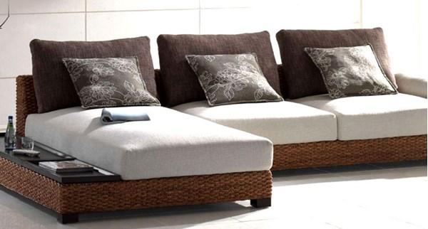 Picture of Sofa con Chaise Longue Ixia  de 3 cuerpos