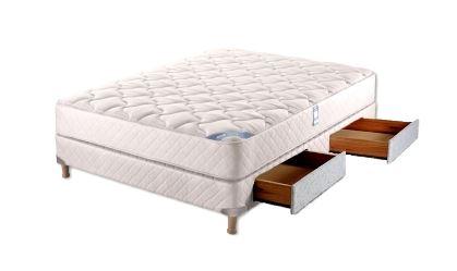 Hogazze cama con cajones 1 plaza tapizada x - Cama 90 con cajones ...