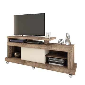 Imagen de Rack Mesa de Tv Dallas Natural/beige