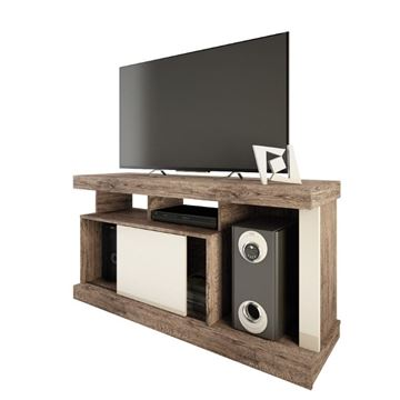 Imagen de Rack Mesa de Tv Quartzo Natural/Beige