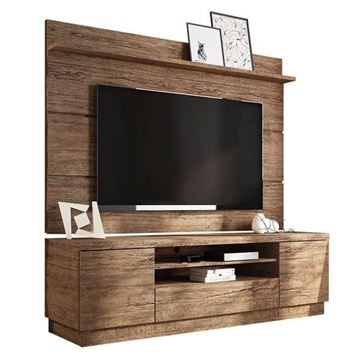 Imagen de Home Theater Rack para Tv LONDRES Natural
