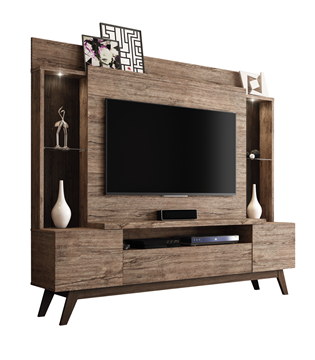 Imagen de Home Theater Rack de Tv TAURUS Natural