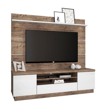 Imagen de Home Theater Rack de Tv TEXAS Natural