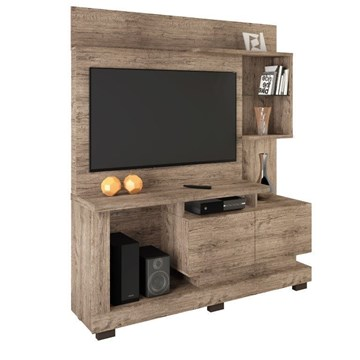 Imagen de Home Theater Rack para Tv TURIN Natural Outlet