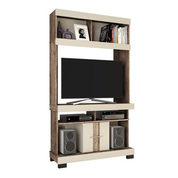 Imagen de Home Theater Rack de Tv JADE Natural/Beige