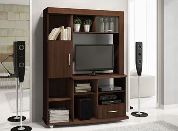 Imagen de Home Theater Rack de Tv BE 708 Tabaco