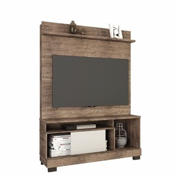 Imagen de Home Theater Rack para Tv HERCULES Natural/Beige