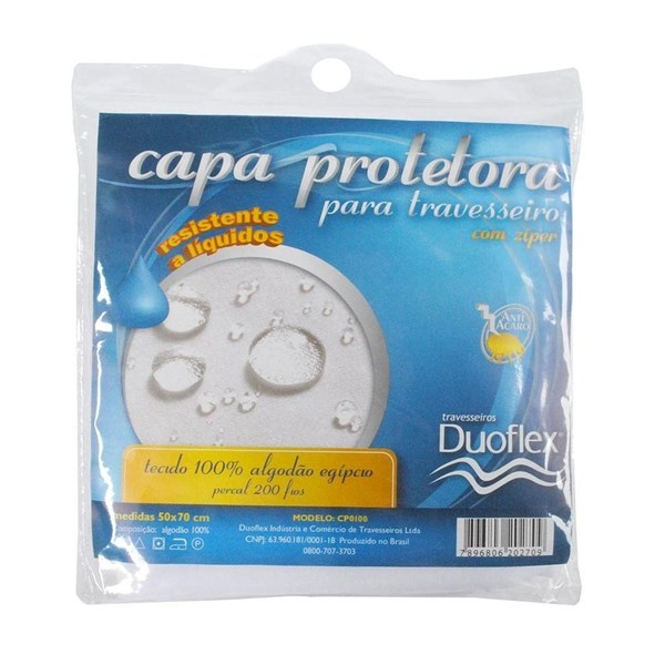 Picture of Funda Impermeable Protectora de Almohada CP 0100