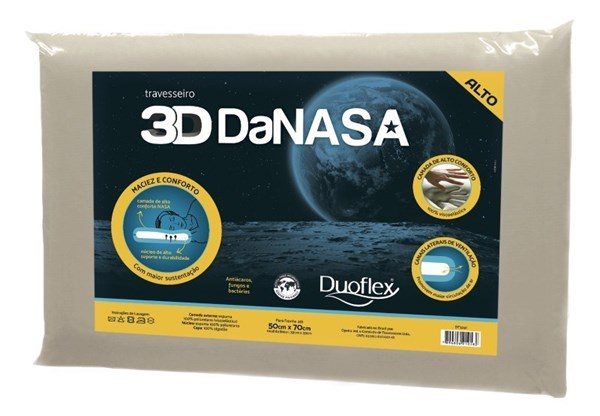 Picture of Almohada Duoflex Nasa Alto DT 3241
